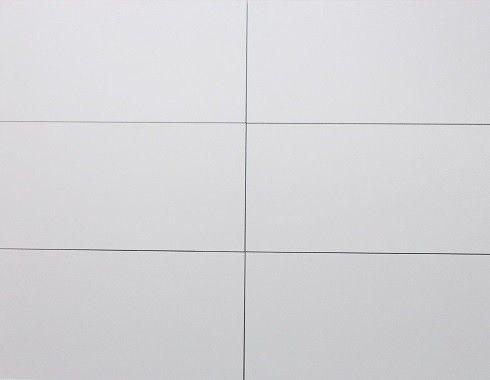 Wandtegels mat wit 30 60 gerectificeerd voor alle for Matte tegels